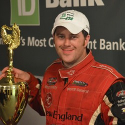 Travis Benjamin of Morrill wins 40th TD Bank 250