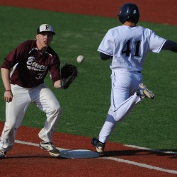 Coach Trimper: UMaine baseball team must be patient at the plate against Hartford