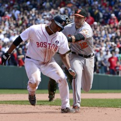 Orioles defeat Red Sox
