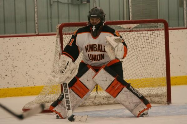 Houlton Goalie Earns Berth To Usa Hockey National Development Camp