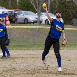 'We started playing together in T-ball': Sophomore pitchers lead Hermon softball team's title quest