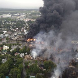 Rangeley fire chief tells Senate subcommittee people 'vaporized' in Quebec rail disaster