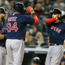 Angry Ortiz helps Red Sox sweep Yankees