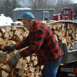Northern Maine rich: Where wealth of wood beats money in the bank