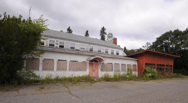 The vacant Oronoka restaurant in Orono in this August 2013 file photo