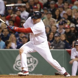 Napoli homers again as Rangers beat Red Sox 6-3