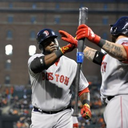 Lackey, Ortiz lead Red Sox past Orioles
