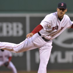 Mistake-free Red Sox charge past Rays, into ALCS