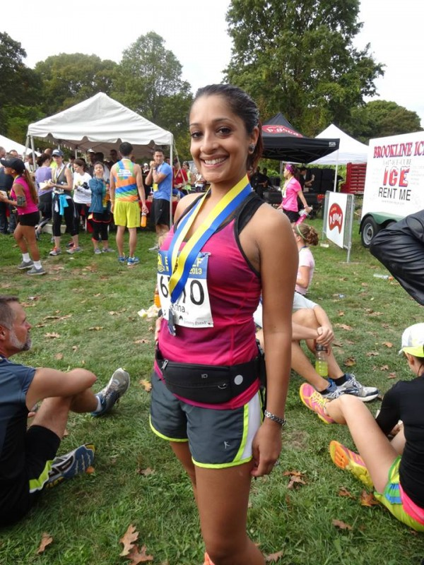 Krina Patel to run the 2014 Boston Marathon