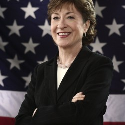 Maine Senator Susan Collins