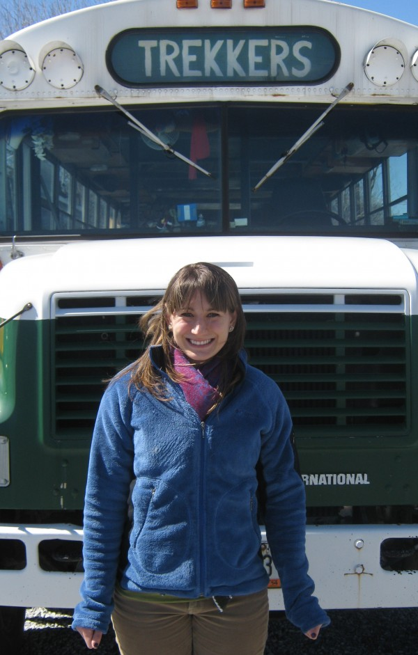 Trekkers hires Alaina Ennamorati as new Development Assistant.
