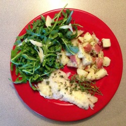 KidsCook: Easy, healthy potato-bean salad