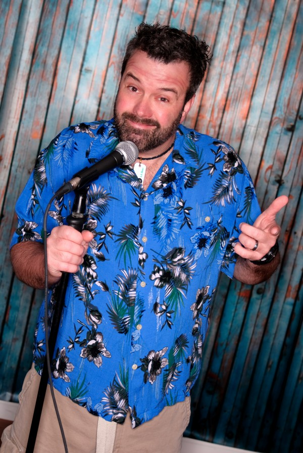 Comedian Krazy Jake to perform at Houlton Community Arts, May 2
