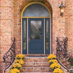 Installing a stylish, well-built, and insulated main entry door can improve a home's curbside appeal and reduce energy costs.