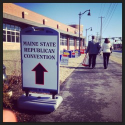 Divided no more? Unity reigns at Maine GOP Convention in Bangor