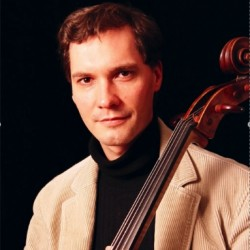 Accomplished cellist Jan Muller-Szeraws and his trio of chamber musicians will play a Beethoven program at Hebron Academy on April 26 in a free concert open to the public.