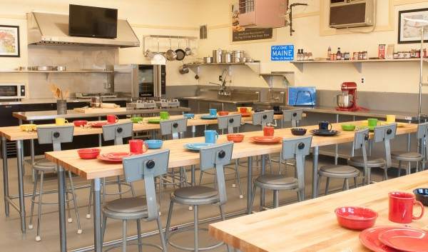 maine kitchen cooking school opens at r m flagg bangor bangor