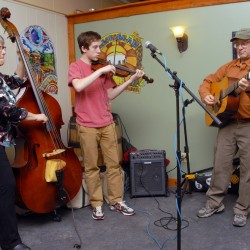 Maximum Blue bluegrass band plans CD release party