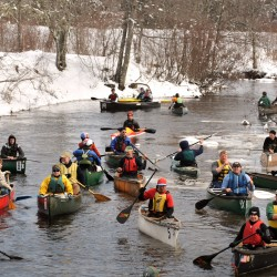 St. George River Race postponed due to ice