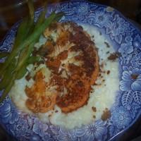 Cooking up chicken-fried cauliflower