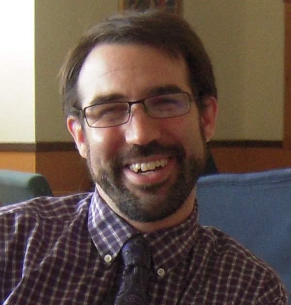 Maine School of Science and Mathematics Executive Director Luke Shorty
