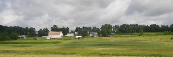 Stutzman's Farm in Sangerville, Maine