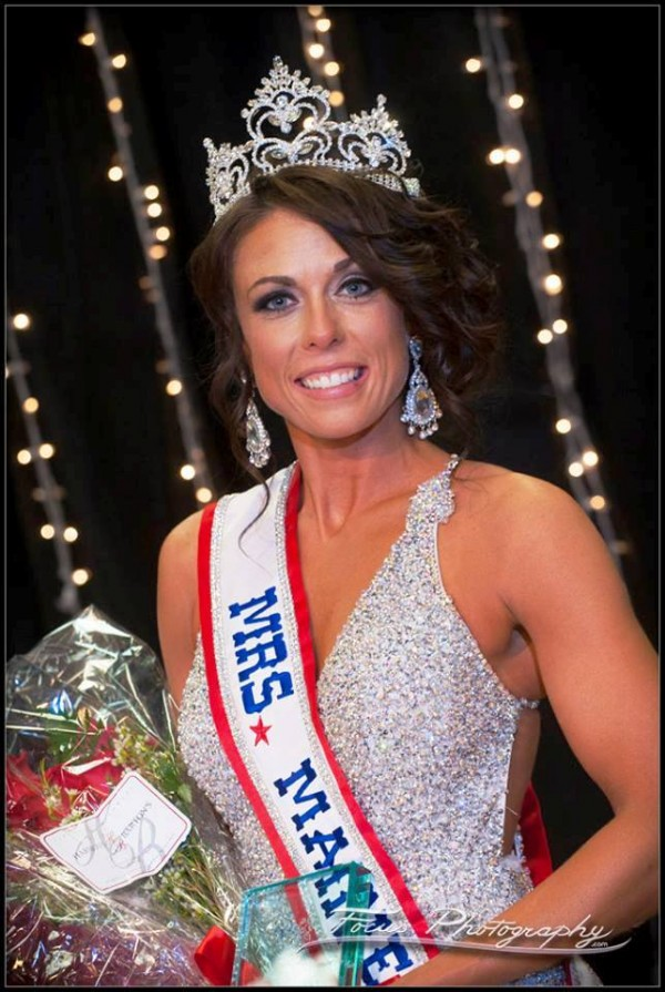 Mrs. Maine America 2014 Liza Smith of Sebec