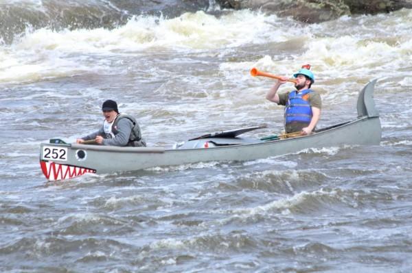 Faces of the 2014 Kenduskeag Stream Canoe Race — Field Notes