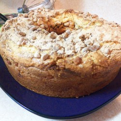 Parsnip cake gets to root of sweet