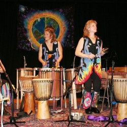 Inanna Sisters in Rhythm to perform at HOPE Festival on April 26th