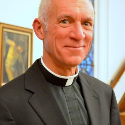The Rev. Louis Phillips will serve as interim superintendent of schools for the Roman Catholic Diocese of Portland.