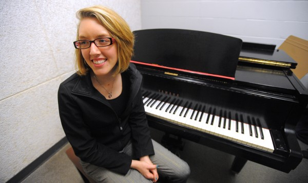 Sierra Ventura will graduate Saturday from the University of Maine as valedictorian with a bachelor's degree in music education.