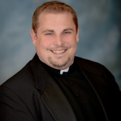 Kyle Doustou becomes youngest priest of Diocese of Portland