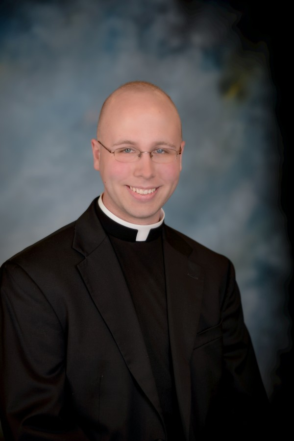 Deacon Kyle Doustou will be ordained into the Catholic Church on May 30, 2014, in Portland.
