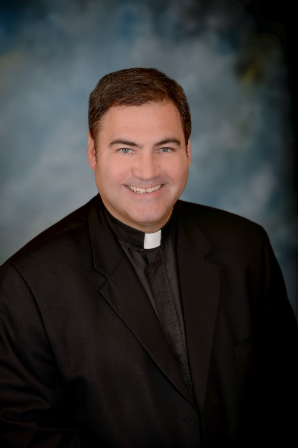 Deacon Edward Clifford will be ordained into the Catholic Church on June 14, 2014, in Portland.
