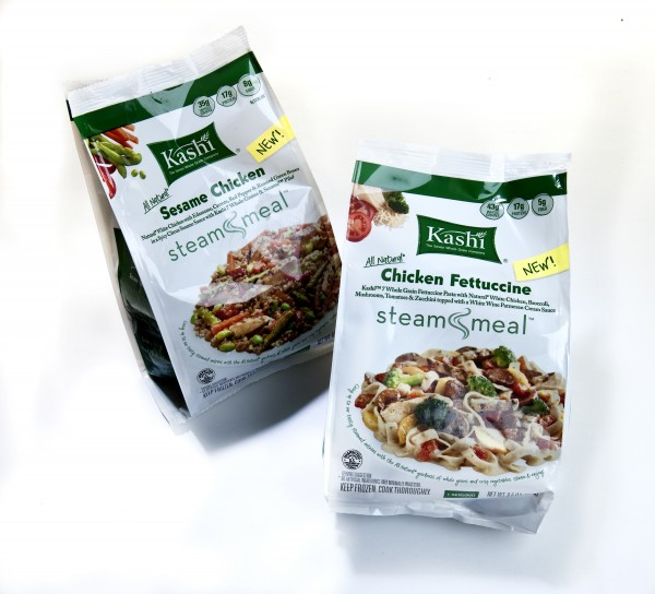 Steam Meals from Kashi