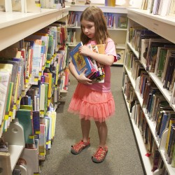 8-year-old Bangor girl surpasses $1,000 library fundraising goal