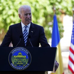 Biden meets Baltic leaders, pledges support as US readies sanctions against Russia