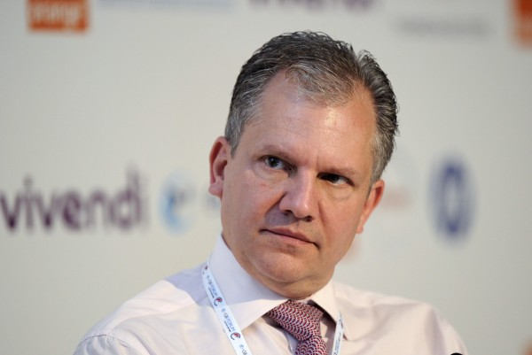 New York Times Company Chairman Arthur Sulzberger Jr. attends the eG8 forum in Paris in this May 2011 file photo. Sulzberger Jr. on Saturday denied the ouster of top editor Jill Abramson was because of gender bias and listed ways in which she was a bad manager.