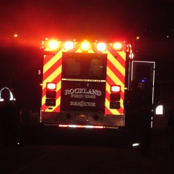 Pedestrian hit by car identified as 60-year-old Rockland man