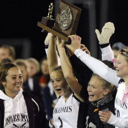 Nokomis field hockey absorbs graduation losses and marches on