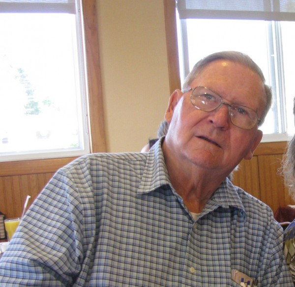 Dorman Trader, 80, who had been missing since Tuesday, was located overnight in Ohio, his son said Thursday.