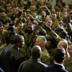 Obama orders review of police use of military hardware