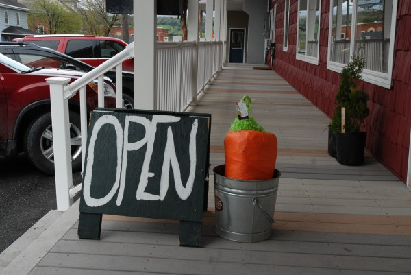 With the opening of the new Market Street Co-op in Fort Kent, area residents have increased opportunities to shop for local food.
