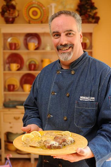 Denny Corriveau, The Wild Cheff
