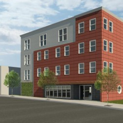 Second phase of affordable Pearl Place housing complex the latest addition to Portland's Bayside neighborhood