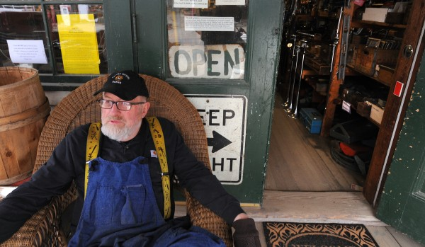 Skip Brack, the owner of Liberty Tool Co., said he intends to sell two of his three stores.