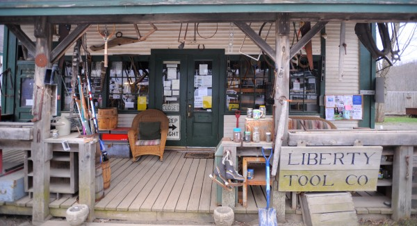 Skip Brack, the owner of Liberty Tool Co., said he intends to sell the Liberty store and one in Searsport.