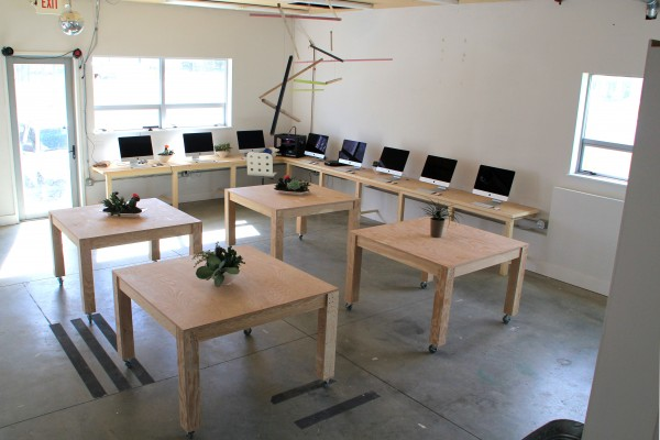 The owners of the Steel House in Rockland have scheduled a series of classes this spring and summer, covering topics ranging from robotics to graphic design.