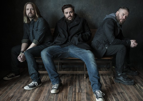 Seether's new album, &quotIsolate and Medicate,&quot will be out on July 1. Seether is (from left) John Humphrey, Shaun Morgan and Dale Stewart.